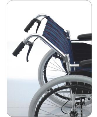 鱼跃轮椅H030C型-