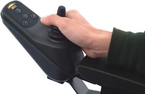 鱼跃D310电动轮椅控制器