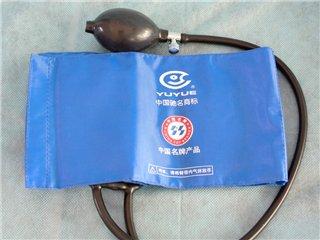 鱼跃水银台式血压计 产品分解图(一)