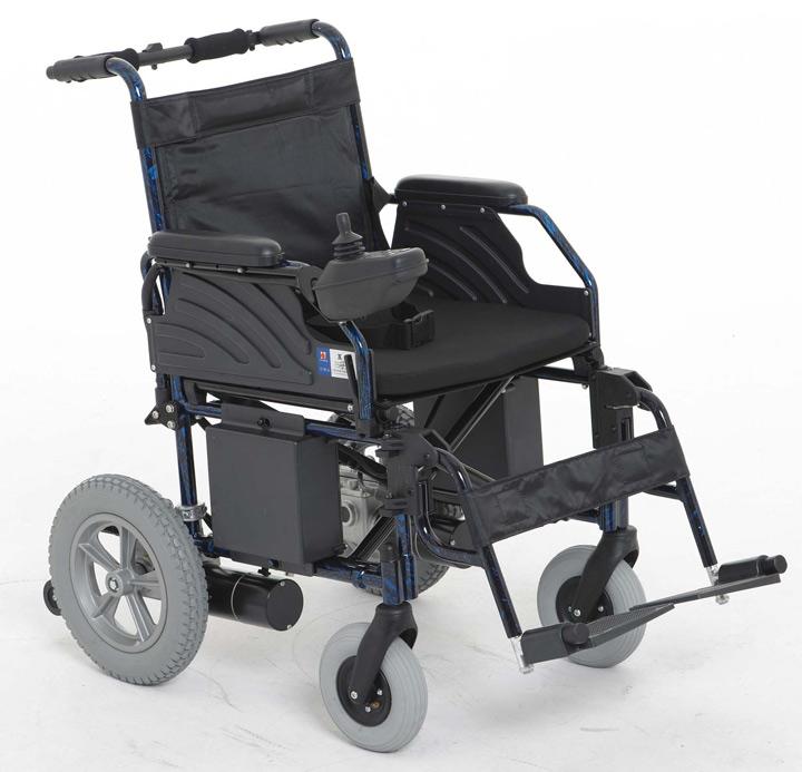 互邦轮椅-电动轮椅 HBLD2-A型