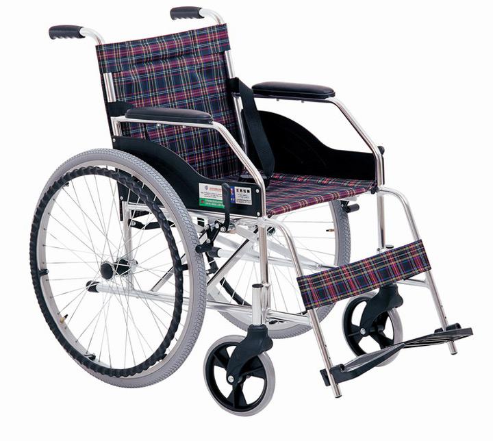 上海互邦铝合金轮椅 HBL1型