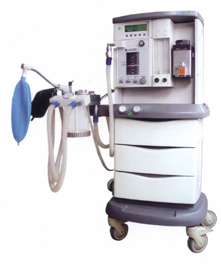 MHJ-IIC型 多功能麻醉机