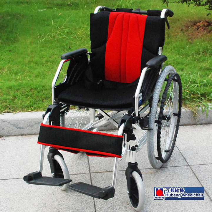 上海互邦轮椅HBL3 轻型铝合金轮椅