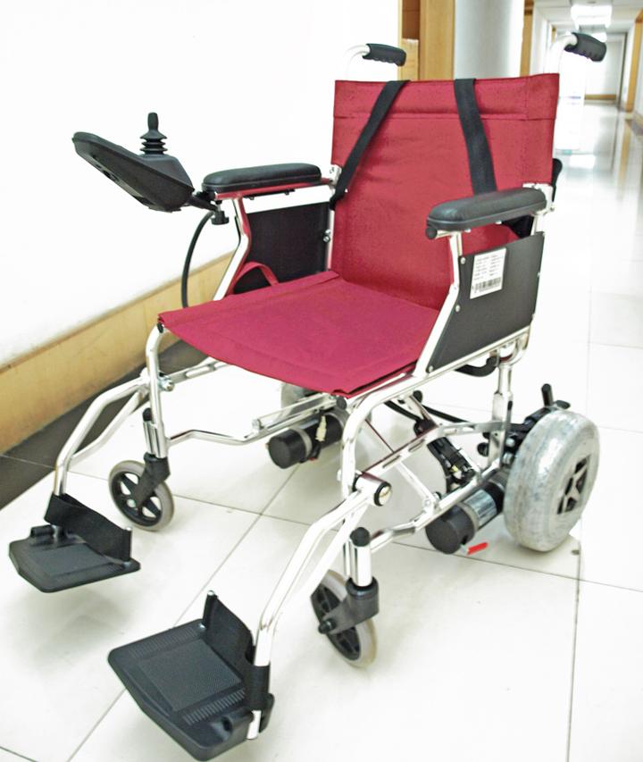 威之群电动轮椅车 wisking1029