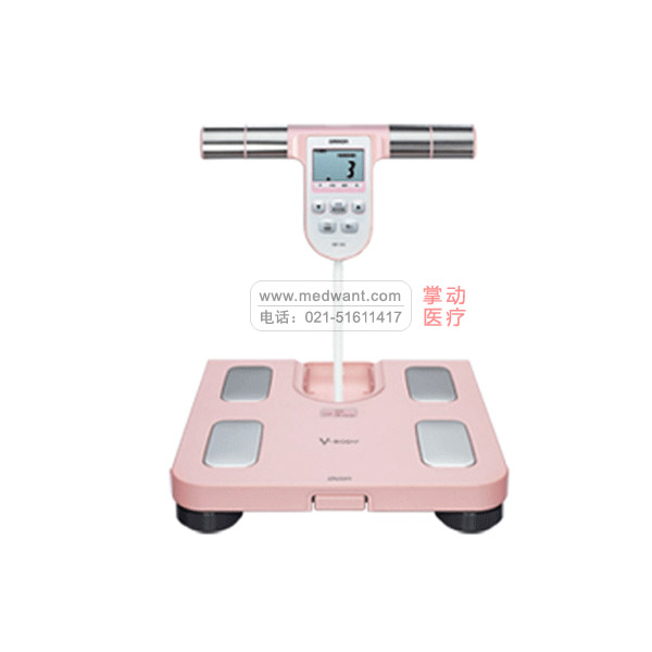 欧姆龙体重身体脂肪测量器HBF-358型