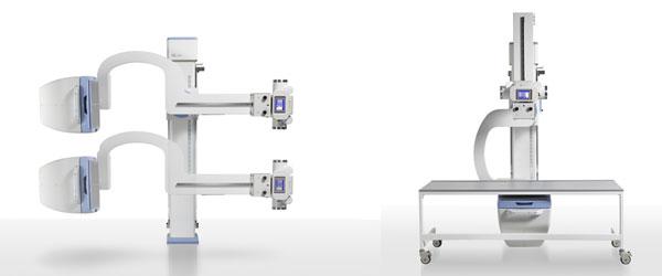 鱼跃高频数字医用X射线DR200U