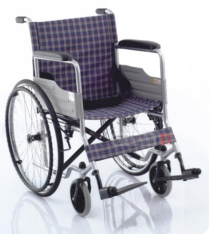 鱼跃牌轮椅车 H007型