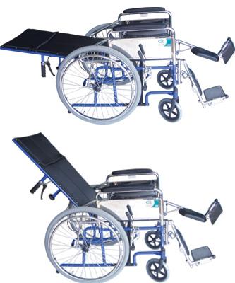 鱼跃轮椅车H008-图片