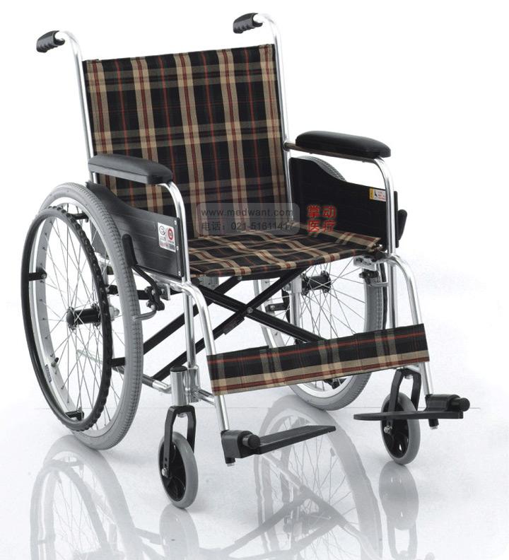 鱼跃轮椅车 H031