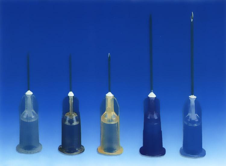 一次性使用无菌注射针 棱牌(米沙瓦)