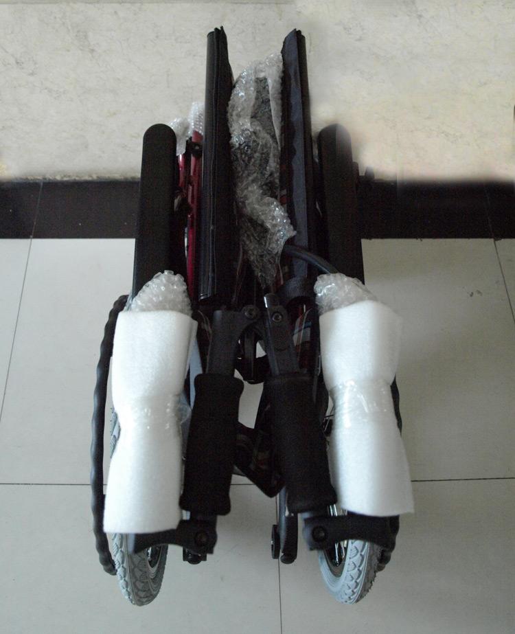上海互邦电动轮椅 HBLD2-22型