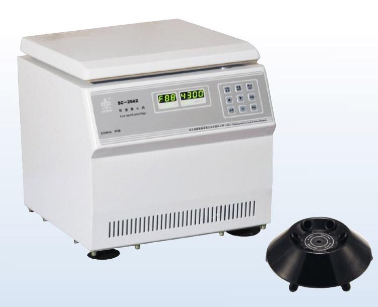 SC-2542低速离心机
