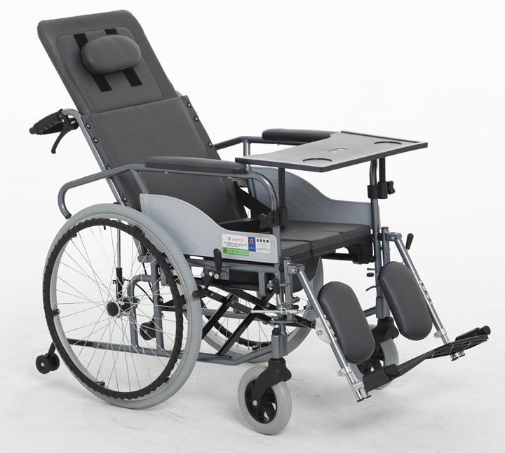 """""""上海互邦""""轮椅车 HBL10-BFQ型 19"""