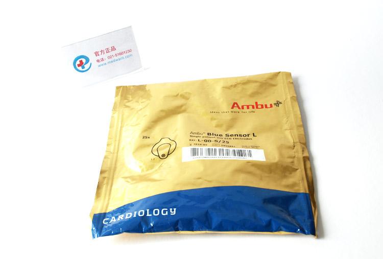 """""""丹麦""""AMBU心电图电极L-00-S"""