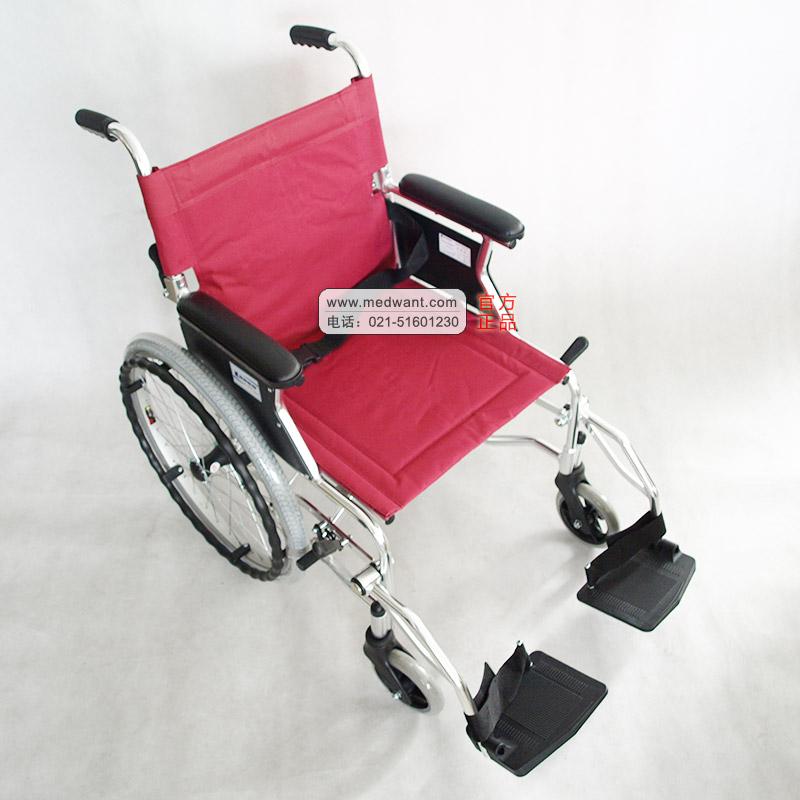 上海互邦 轮椅 HBL35-JZ20型 便携式