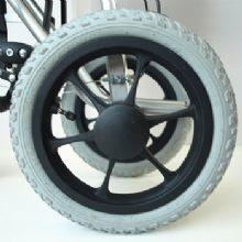 上海互邦轮椅车配件: 12寸充气大轮 12寸(一对)