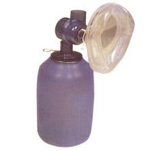 益生简易呼吸器JH11型 1600ml人工操作 供现场抢救用