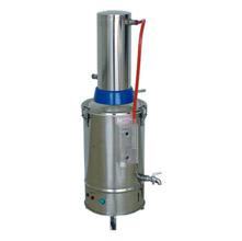 上海博迅电热蒸馏水器YN-ZD-Z-5 自动型 不锈钢