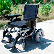 WISKING 上海威之群电动轮椅车wisking-1020谷歌 320W电机  35AH电池