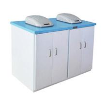 双头污物柜 G-WW-02