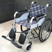 上海互邦轮椅车HBG7型 高靠背 可半躺
