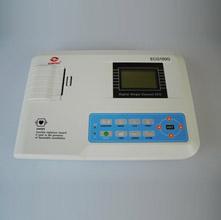 CONTEC 康泰热阵式单导心电图机ECG100G(CARDIPIA 800C) 安触摸式键盘控制,操作极为方便