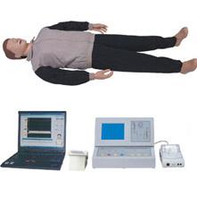 大屏幕液晶彩显高级自动电脑心肺复苏模拟人 KAR/CPR500S-C