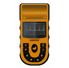 CONTEC 康泰掌上心电图机ECG 80A型 12导 交直流二用12导 交直流两用,内置大容量锂电池