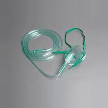 康鸽氧气面罩大号 可配制氧机一次性使用,防止交叉感染