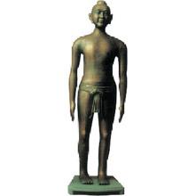 仿古针灸铜人 高158cm