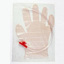 康鸽一次性吸痰包6F-18F 单支包装,内附吸附式手套,便于医生操作