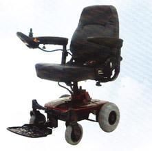 台湾必翔电动轮椅车UL8W12型
