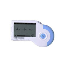 超思观察者家用心电图机MD100B型 可以连续监测心脏状况