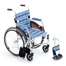 Miki 三贵轮椅车 MOCSW-43J型