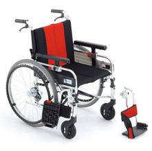 Miki 三贵轮椅车 MYU-3型