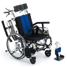 Miki 三贵轮椅车 TR-1型