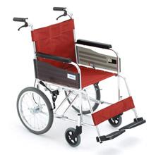 Miki 三贵轮椅车 MPTC-46L型