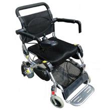 康帝电动轮椅车 PL001最轻便的锂电电动轮椅