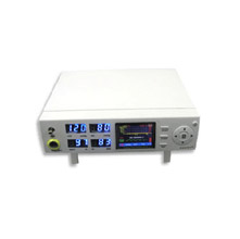 CONTEC 康泰病人监护仪(血压\血氧\脉搏) CMS5000型外观精致灵活,便于携带