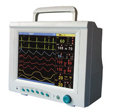 CONTEC 康泰病人监护仪(12.1英寸) CMS9000型彩色TFT屏幕,最多可显示8通道波形