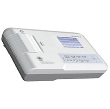 CONTEC 康泰心电图机 ECG300G十二导联同步采集 可充电锂电池