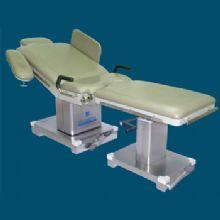 益生产床CC-1型 侧面操纵、双节式身床体位调节范围广适应各种检查和分娩