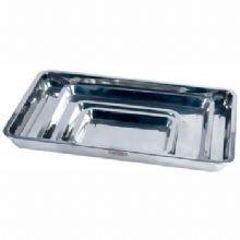 华瑞不锈钢薄型卷边方盘 A502