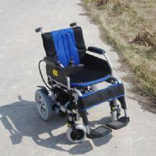 WISKING 上海威之群电动轮椅车wisking-1023TT型 320W电机  35AH电池轻型可折叠 快取式电池