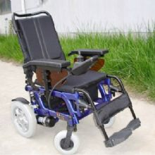 WISKING 上海威之群电动轮椅车wisking-1018TT豪华型 320W电机  35AH电池英国PG控制器 进口电机 豪华座椅