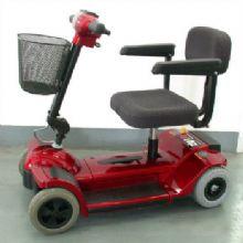 格罗贝尔电动代步车Zip r4型 四轮 实心胎 可快拆
