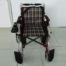 上海互邦电动轮椅车HBLD2-22型 22寸后轮 国产控制器