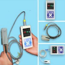CONTEC 康泰脉搏血氧仪 CMS 60D型具有血氧饱和度值和脉率值存储功能