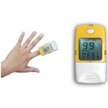 CONTEC 康泰脉搏血氧仪50B型 集血氧探头和处理显示模块于一体