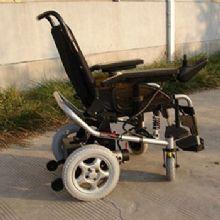 WISKING 上海威之群电动轮椅车wisking-1028型 英国PG控制器 可折叠 电池可分离